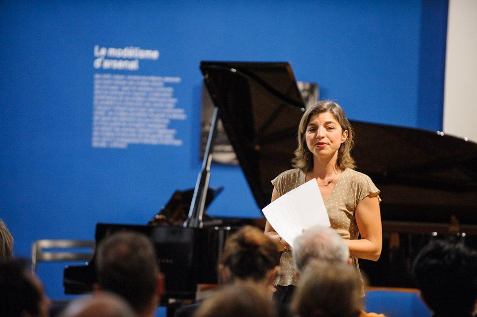Camille Villanove | musicologue et médiatrice musicale